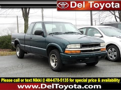 1998 Chevrolet S-10 LS Truck Extended Cab