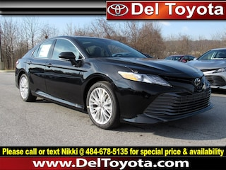 New 2019 Toyota Camry XLE Sedan 190551 for sale in Thorndale, PA