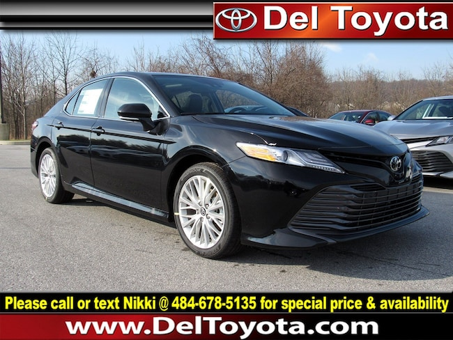 New 2019 Toyota Camry Xle For Sale In Thorndale Pa Near West