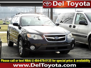 Used 2008 Subaru Outback AWD 2.5I Wagon 190748A for sale in Thorndale, PA