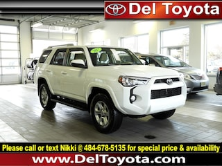 Used 2017 Toyota 4Runner SR5 SUV 190409A for sale in Thorndale, PA