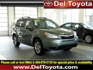 Used 2014 Subaru Forester 2.5i Premium SUV 182687A for sale in Thorndale, PA