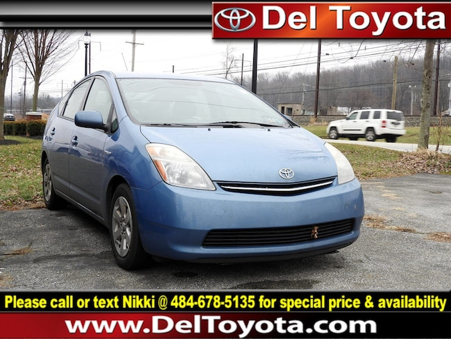 Used 2008 Toyota Prius PRIUS Sedan 182585A for sale in Thorndale