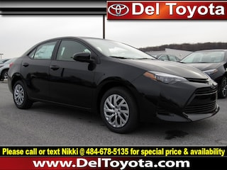 New 2019 Toyota Corolla LE Sedan 190476 for sale in Thorndale, PA