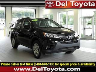Used 2015 Toyota RAV4 LE SUV P8297 for sale in Thorndale, PA