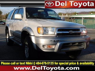 Used 1999 Toyota 4Runner Limited SUV 190418A for sale in Thorndale, PA
