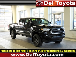 Used 2018 Toyota Tacoma SR5 Truck Double Cab 190587A for sale in Thorndale, PA