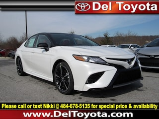 New 2019 Toyota Camry XSE V6 Sedan 191298 for sale in Thorndale, PA