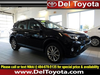 Used 2016 Toyota RAV4 Limited SUV P8415 for sale in Thorndale, PA