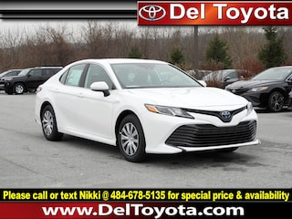 New 2019 Toyota Camry Hybrid Hybrid LE Sedan 190814 for sale in Thorndale, PA