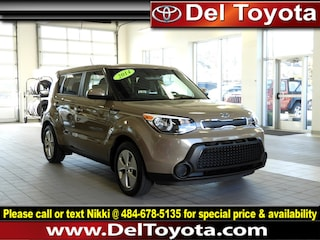 Used 2015 Kia Soul Hatchback P8387A for sale in Thorndale, PA