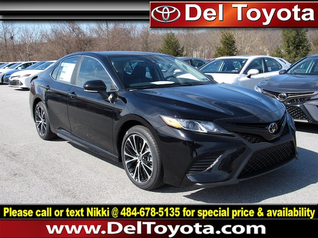 New 2019 Toyota Camry SE Sedan 191254 for sale in Thorndale, PA