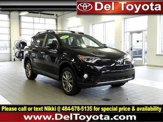 Used 2016 Toyota RAV4 Limited SUV 190251A for sale in Thorndale, PA