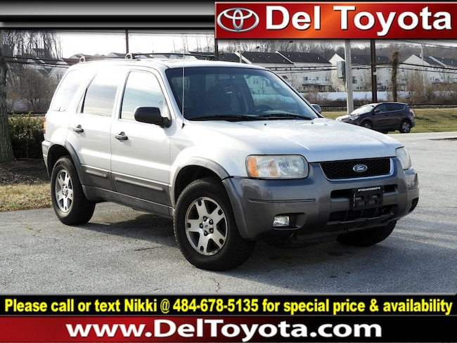 Used 2004 Ford Escape XLT SUV 190224B for sale in Thorndale