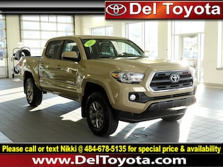 Used 2017 Toyota Tacoma SR5 Truck Double Cab 190464A for sale in Thorndale, PA