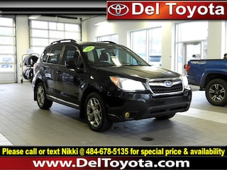 Used 2016 Subaru Forester 2.5i Touring SUV 190654A for sale in Thorndale, PA