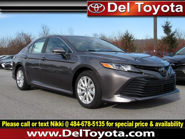 New 2019 Toyota Camry LE Sedan 190678 for sale in Thorndale, PA