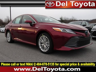 New 2019 Toyota Camry Hybrid Hybrid XLE Sedan 190562 for sale in Thorndale, PA