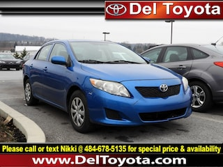 Used 2010 Toyota Corolla LE Sedan 190649A for sale in Thorndale, PA