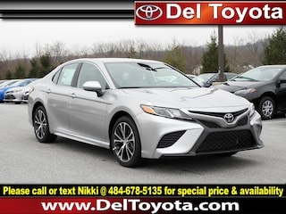 New 2019 Toyota Camry SE Sedan 190509 for sale in Thorndale, PA