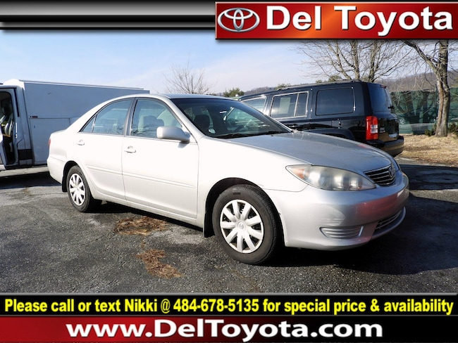 Used 2005 Toyota Camry LE Sedan 190754A for sale in Thorndale
