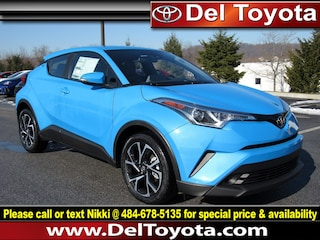 New 2019 Toyota C-HR XLE SUV 191006 for sale in Thorndale, PA