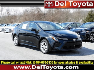 New 2020 Toyota Corolla LE Sedan 200005 for sale in Thorndale, PA