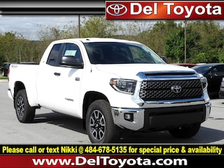 New 2019 Toyota Tundra SR5 Truck Double Cab 190132 for sale in Thorndale, PA