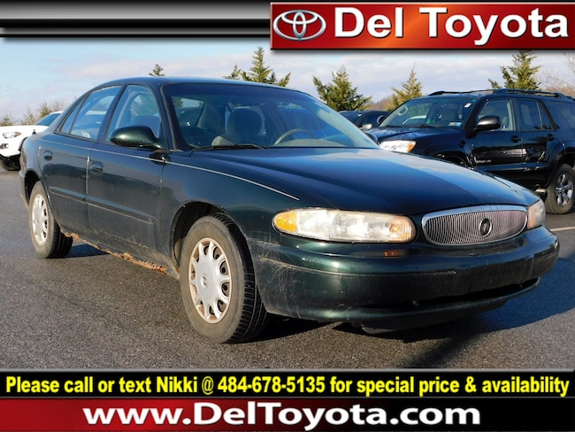 Used 2003 Buick Century Custom Sedan 190360A for sale in Thorndale