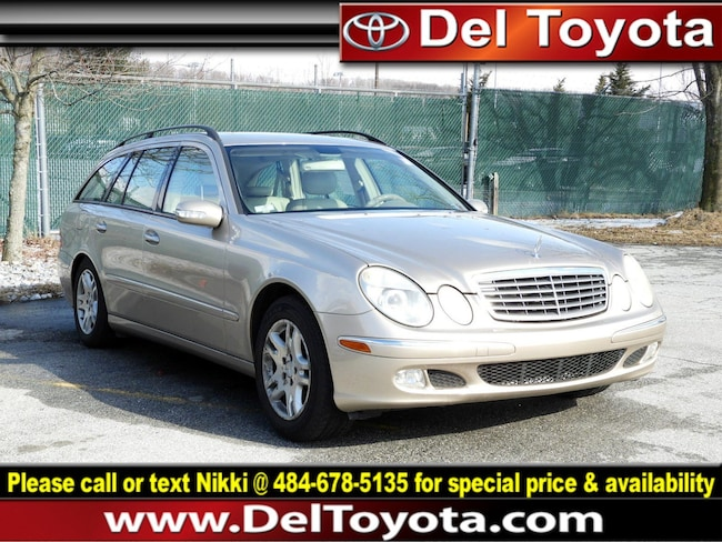 Used 2004 Mercedes-Benz E-Class 3.2L Wagon 190884A for sale in Thorndale