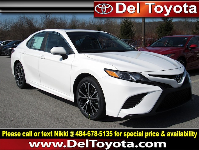 New 2019 Toyota Camry SE Sedan 191214 for sale in Thorndale, PA