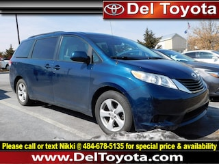 Used 2011 Toyota Sienna LE Van 190105A for sale in Thorndale, PA