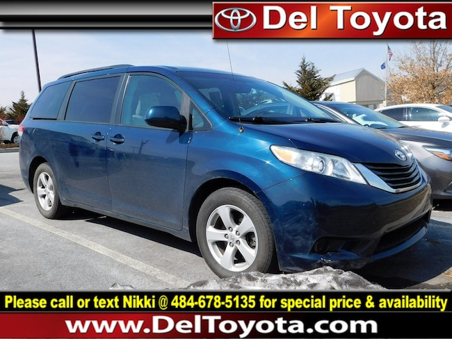Used 2011 Toyota Sienna LE Van 190105A for sale in Thorndale