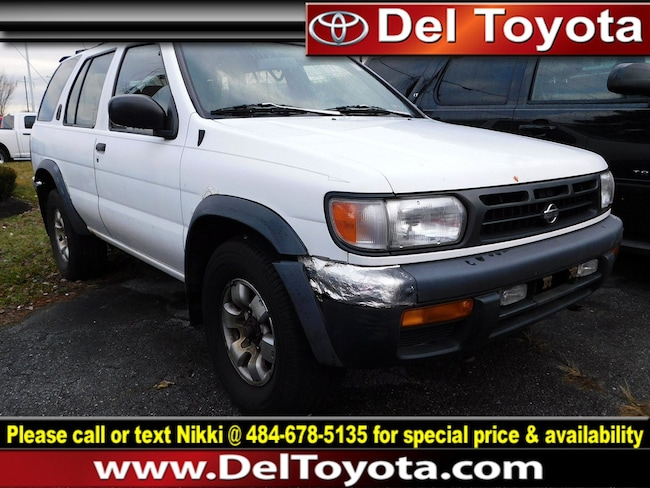 Used 1997 Nissan Pathfinder SE SUV 190156A for sale in Thorndale
