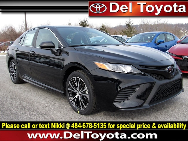 New 2019 Toyota Camry SE Sedan 191200 for sale in Thorndale, PA