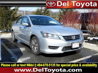 Used 2013 Honda Accord Sdn LX Sedan 191262A for sale in Thorndale, PA