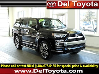 Used 2016 Toyota 4Runner Limited SUV 190705A for sale in Thorndale, PA