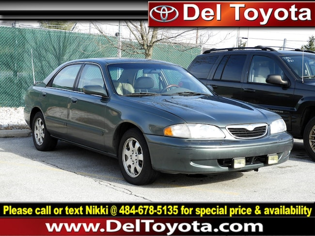 Used 1998 Mazda 626 ES Sedan 190063A for sale in Thorndale