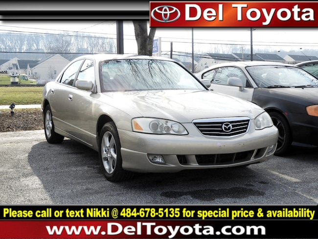 Used 2002 Mazda Millenia P Special Edition Sedan 190619B for sale in Thorndale
