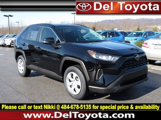 New 2019 Toyota RAV4 LE SUV 190975 for sale in Thorndale, PA