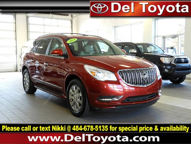 Used 2014 Buick Enclave Premium SUV 190897A for sale in Thorndale