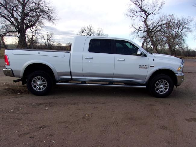 2014 Ram 2500 Laramie Truck Mega Cab