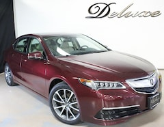 2016 Acura TLX V6 Technology SH-AWD, Navigation, Rear-View Camera,