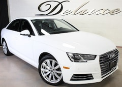 2017 Audi A4 Premium Quattro AWD, Convenience Pkg, Advanced Key System, Navigation, Rear-View Camera, Bluetooth Streaming Audio, Heated Leather Seats, Power Sunroof, 18-Inch Alloy Wheels,