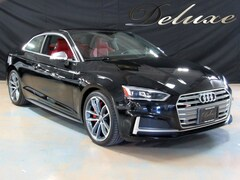 2018 Audi S5 Coupe Premium Plus Quattro AWD, Sport Pkg, Advanced Key System, Navigation, Rear-View Camera, Bang & Olufsen Surround Sound, Heated Leather Sport Seats, Panorama Sunroof, Sport Differential, Sport Adaptive Suspension, 19-Inch Alloy Wheels,