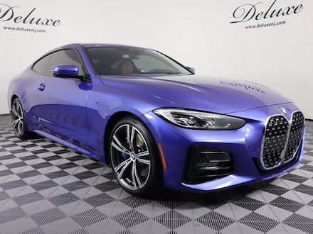 2021 BMW 4 Series 430i M Sport Coupe,