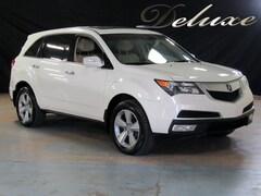 2012 Acura MDX AWD,