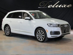 2018 Audi Q7 Premium Plus Quattro AWD, Vision & Ventilation Pkg, Navigation, Rear-View Camera, Bluetooth Technology, Bose Surround Sound, Heated/Ventilated Leather Seats, 3Rd Row Seats, Panorama Sunroof, 20-Inch Alloy Wheels,