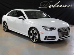 2017 Audi A4 2.0T Premium Plus Quattro Sedan,