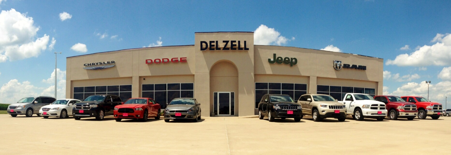 About Our Dealership | Delzell Brothers